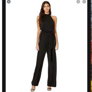 NWT!! LA Made Holly Jumpsuit - Moss Green